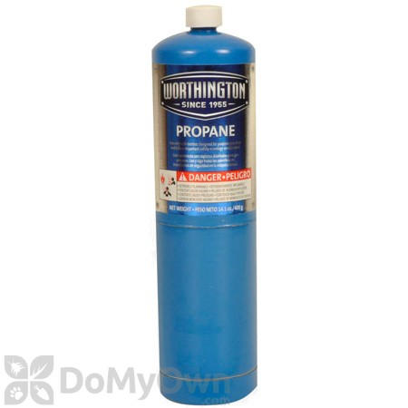Disposable Propane Fuel Cylinder