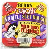 C&S Products Berry Delight No Melt Suet Dough 543 (12 cakes)