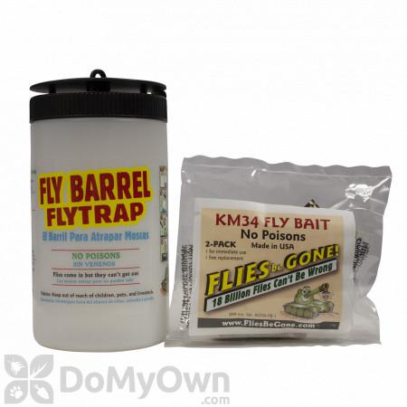 Fly Barrel Fly Trap