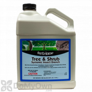 Ferti-lome Tree and Shrub Systemic Insect Drench Gallon