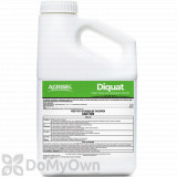 Diquat Water Weed and Landscape Herbicide - Gallon