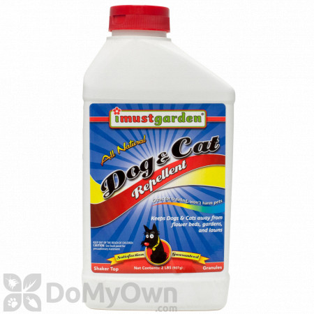 I Must Garden All Natural Dog & Cat Repellent