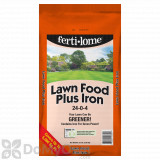Ferti-Lome Lawn Food Plus Iron 24-0-4