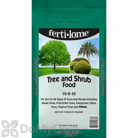 Ferti-lome Tree and Shrub Food 19-8-10