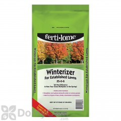 Ferti-Lome Winterizer for Established Lawns 25-0-6