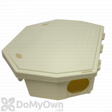 Aegis Rat Bait Stations - Case (6 Stations) White