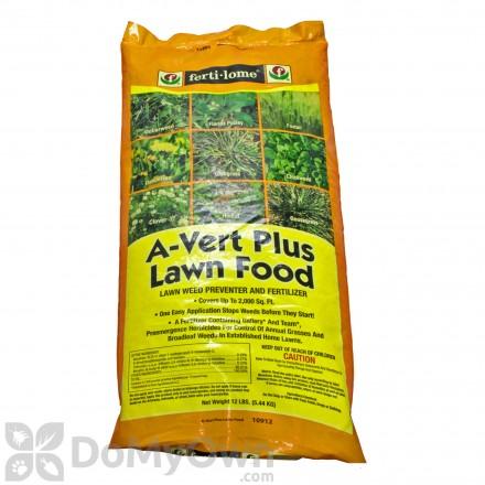 Ferti-Lome A-Vert Plus Lawn Food 18-0-12