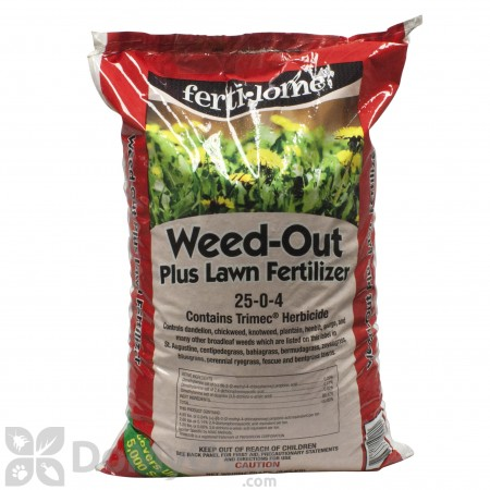 Ferti-Lome Weed-Out Plus Lawn Fertilizer 25-0-4