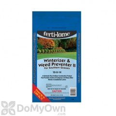 Ferti-Lome Winterizer and Weed Preventer II 10 - 0 -14