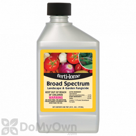 Ferti-Lome Broad Spectrum Landscape and Garden Fungicide