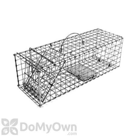 Tomahawk Original Collapsible Trap One Trap Door Model 202 (Squirrel sized animals)