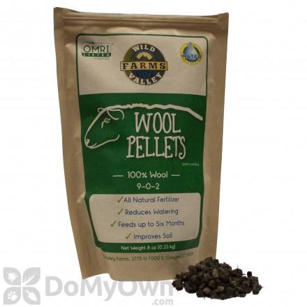 Wool Pellets Fertilizer