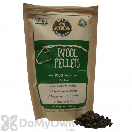 Wool Pellets Fertilizer