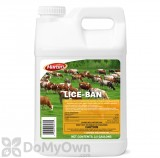 Lice-Ban Pour On 2.5 Gallon