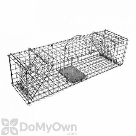 Tomahawk Original Series Collapsible Trap Two Trap Doors Model 203 (Squirrel sized animals)