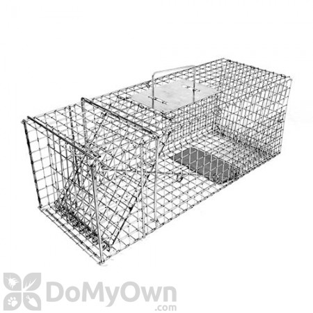Tomahawk Original Series Collapsible Live Trap One Trap Door Model 205 (Rabbit sized animals)