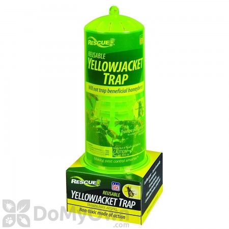 Rescue Reusable Yellowjacket Trap
