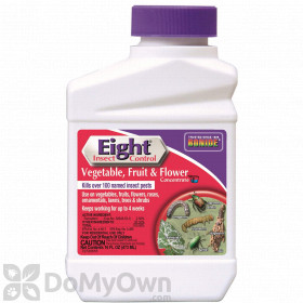 Bonide Eight Insect Control Vegetable, Fruit and Flower