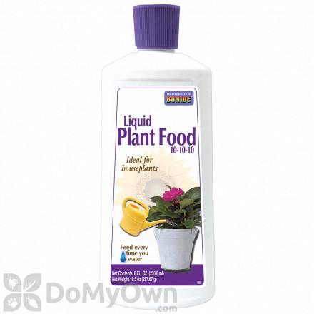 Bonide Liquid Plant Food 10-10-10