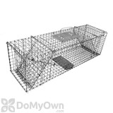 Tomahawk Original Series Collapsible Live Trap Two Trap Doors Model 206 (Rabbit sized animals)