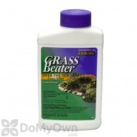Bonide Grass Beater Over-The-Top Grass Killer Concentrate