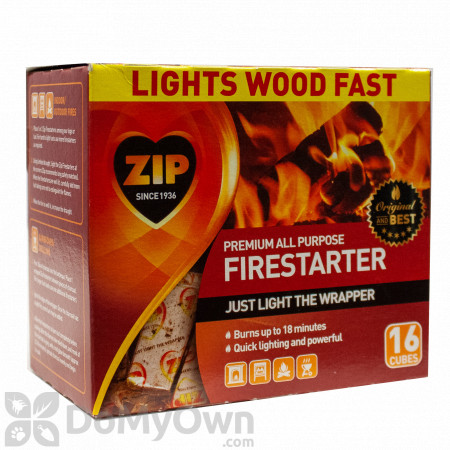 Zip Premium All Purpose Firestarter