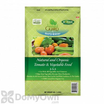 Natural Guard Organic Tomato and Vegetable Food 2 - 5 - 3