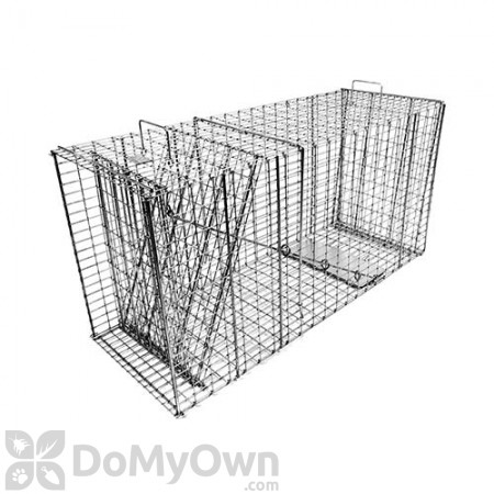 Tomahawk Original Series Collapsible Live Trap One Trap Door  Model 209 5 (Bobcat sized animals)