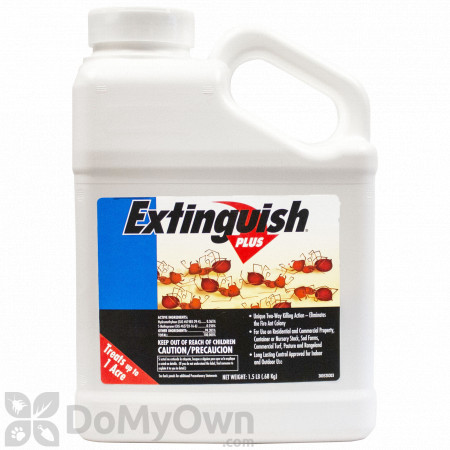 Extinguish Plus Fire Ant Bait