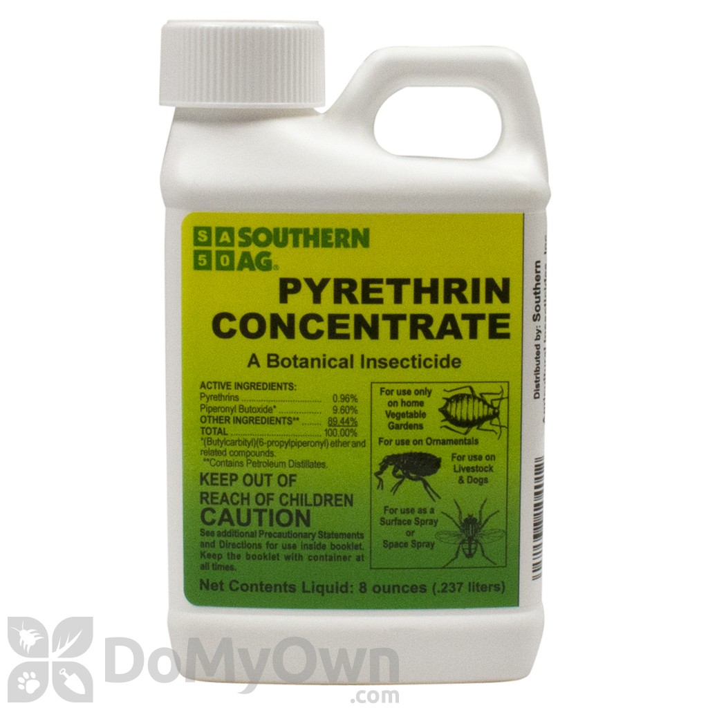 Natural Pyrethrin Products