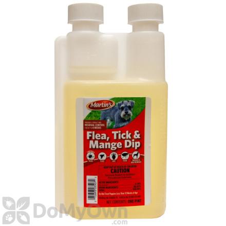 Martins Flea, Tick and Mange Dip