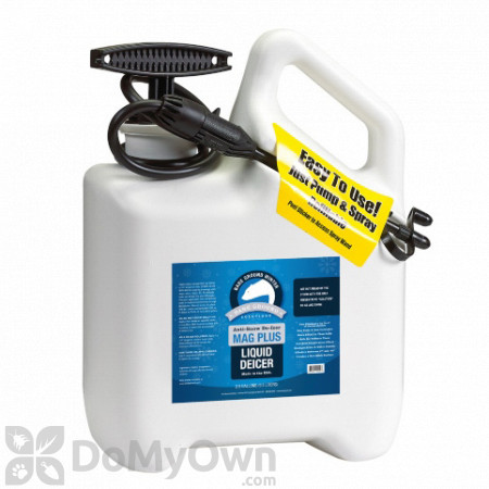 Bare Ground Empty Pump Sprayer
