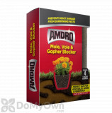 Amdro Mole Vole and Gopher Blockers (1 Gallon)