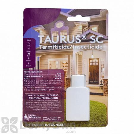 Taurus SC Insecticide - 0.4 oz
