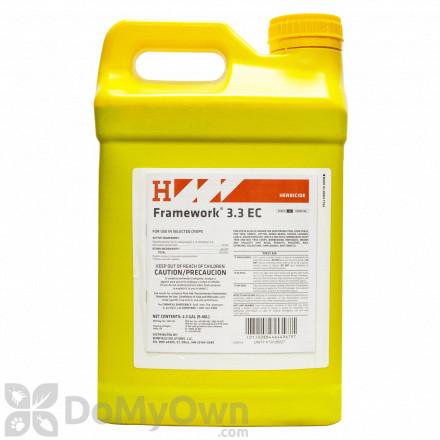 Framework 3.3 EC Herbicide