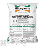 Milorganite Fertilizer 6 - 4 - 0 50 lb.