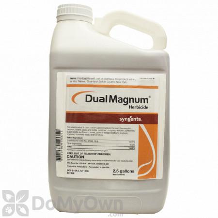 Dual Magnum Herbicide