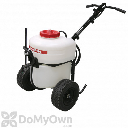 Chapin 12 Gallon Battery Operated Push Sprayer (97902)