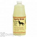 Bare Ground Just Scentsational Coyote Urine Predator Scent - Quart