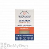 Wondercide Geranium Natural Shampoo Bar for Dogs and Cats