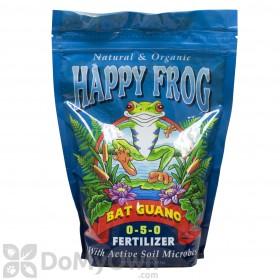 FoxFarm Happy Frog High Phosphorus Bat Guano 0-5-0