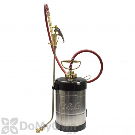 B&G Sprayer 1 Gallon 18 in. Wand & Extenda-Ban Valve (N124-CC-18)