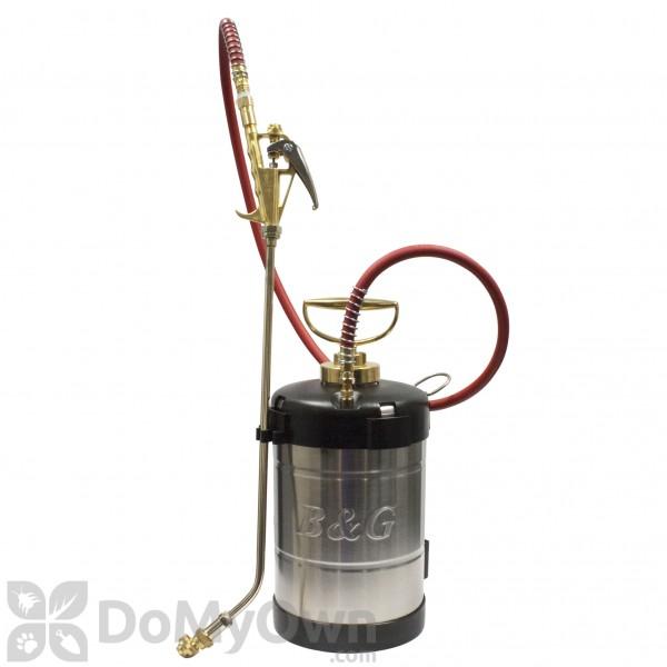 B&G Sprayer 1 Gallon 18 in  Wand & Extenda-Ban Valve (N124-S-18)