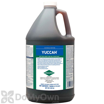 Roots Yuccah Wetting Agent and Soil Penetrant