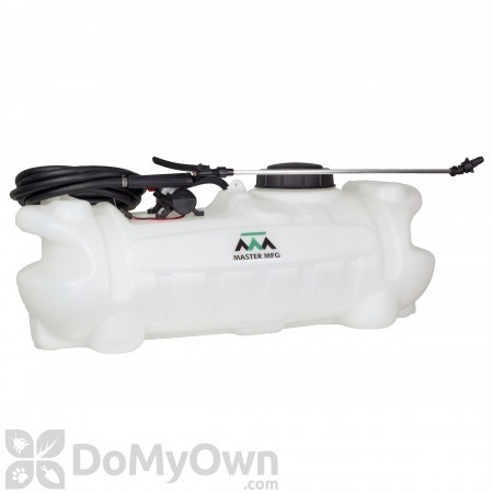 Master MFG 15 Gallon Spot Sprayer - 1 GPM Shurflo Pump