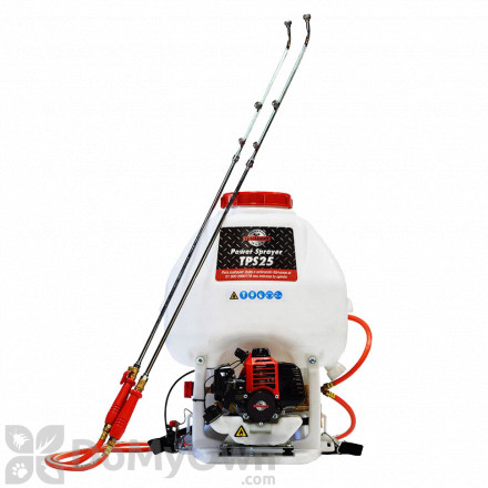 Tomahawk 6.6 Gallon Gas Power Backpack Sprayer TPS25