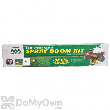 Master MFG Boom Kit - (2 Nozzle, 7 ft. Spray Pattern SSBK-7)