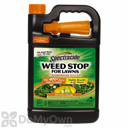 Spectracide Weed Stop for Lawns Plus Crabgrass Killer Ready - To - Spray