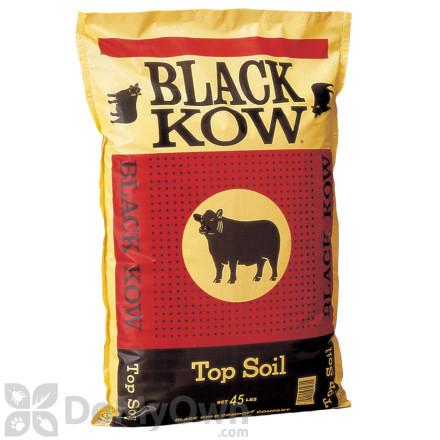 Black Velvet Premium Top Soil with Black Kow