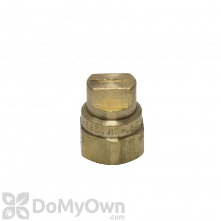 Chapin Brass Fan Tip 1/4-inch .2 GPM Female (Part# 1-5933)